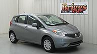 2014 Nissan Versa Note 5dr HB Manual 1.6 S Lawrence, Topeka & Manhattan KS