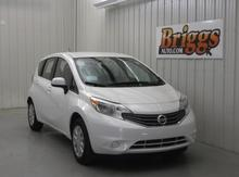 2014 Nissan Versa Note 5dr HB Manual 1.6 S Manhattan KS