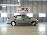 2014 Niss Versa 4dr Sdn Manual 1.6 S Lawrence KS