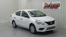 2015 Nissan Versa 4dr Sdn CVT 1.6 S Plus Manhattan KS