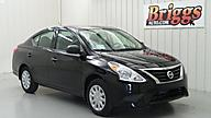 2015 Nissan Versa 4dr Sdn Manual 1.6 S Topeka & Manhattan KS