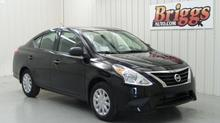 2015 Nissan Versa 4dr Sdn Manual 1.6 S Manhattan KS