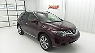 2014 Nissan Murano FWD 4dr LE Lawrence KS