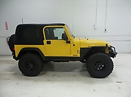 2004 Jeep Wrangler 2DR RUBICON Lawrence KS