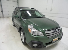 2014 Subaru Outback 4dr Wgn H4 Auto 2.5i Premium Lawrence, Topeka & Manhattan KS