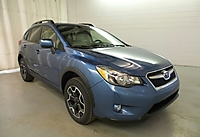 Subaru XV Crosstrek 5dr Auto 2.0i Premium 2014