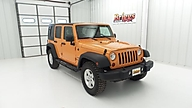 2012 Jeep Wrangler Unlimited 4WD 4dr Sport Lawrence KS