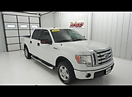 2011 Ford F-150 2WD SuperCrew 145 XLT Lawrence KS