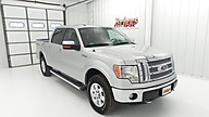 2012 Ford F-150 4WD SuperCrew 145 Lariat Lawrence KS