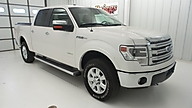 2014 Ford F-150 4WD SuperCrew 145 Lariat Lawrence KS