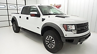 2012 Ford F-150 4WD SuperCrew 145 SVT Raptor Lawrence KS
