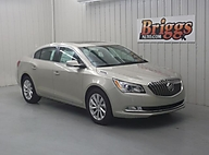 2014 Buick LaCrosse 4dr Sdn Leather FWD Lawrence, Topeka & Manhattan KS