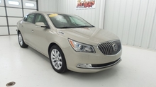 2016 Buick LaCrosse 4dr Sdn Leather FWD Lawrence, Topeka & Manhattan KS