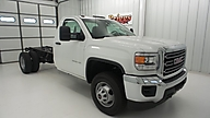 2015 GMC Sierra 3500HD available WiFi 2WD Reg Cab 162 WB 83.58 CA Manhattan KS