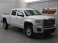 2015 GMC Sierra 2500HD 4WD Crew Cab 153.7 SLE Lawrence, Topeka & Manhattan KS