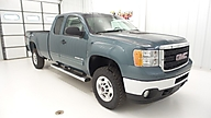 2012 GMC Sierra 2500HD 4WD Ext Cab 158.2 SLE Lawrence KS