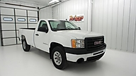 2009 GMC Sierra 1500 2WD Reg Cab 133.0 Work Truck Lawrence, Topeka & Manhattan KS