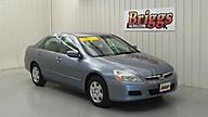 2007 Honda Accord Sdn 4dr I4 AT LX Topeka & Manhattan KS