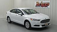 2014 Ford Fusion 4dr Sdn S FWD Lawrence KS