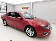 2012 Ford Fusion 4dr Sdn SEL FWD Lawrence KS