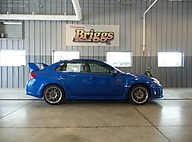 2013 Subaru Impreza Sedan WRX 4DR MAN WRX STI Lawrence KS