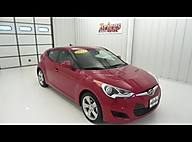 2014 Hyundai Veloster 3dr Cpe Auto w/Black Int Lawrence KS