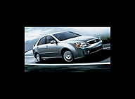 2008 Kia Spectra 4dr Sdn Auto EX Lawrence KS