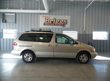 2000 Toyota Sienna 5DR LE Lawrence, Topeka & Manhattan KS