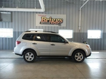 2011 Subaru Forester 4DR AUTO 2.5X W/ALLOY WHEEL Lawrence, Topeka & Manhattan KS