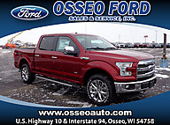 2016 FORD F-150 LARIAT Osseo WI