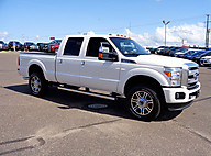 2016 FORD F-350 4X4 CREW CAB PICKUP/ Osseo WI
