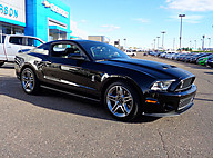 2010 FORD MUSTANG SHELBY GT500  Osseo WI