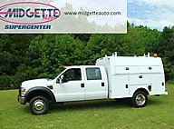 2008 Ford F450 Cab-Chassis 2WD Crew Cab XL Harbinger NC