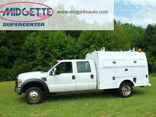 Ford F450 Cab-Chassis 2WD Crew Cab XL 2008