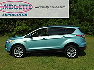 2013 Ford Escape FWD 4d Wagon SE Harbinger NC