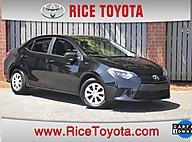 2015 Toyota Corolla L Sedan Automatic Greensboro NC