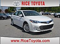 2015 Toyota Avalon Hybrid Limited Greensboro NC