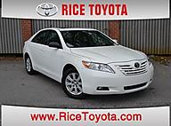 2007 Toyota Camry 4DR SDN XLE AT Greensboro NC
