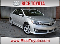 2012 Toyota Camry SE EDITION LOW MILES Greensboro NC