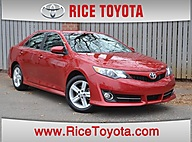 2012 Toyota Camry 4DR SDN AUTO Greensboro NC