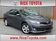 2012 Toyota Camry 4DR SDN I4 SE AT Greensboro NC