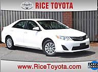 2014 Toyota Camry 2014.5 LE EDITION Greensboro NC