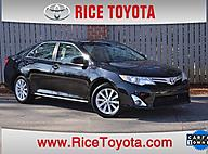 2012 Toyota Camry 4DR SDN I4 XLE Greensboro NC
