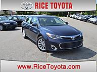 2015 Toyota Avalon XLE Premium V6 Sedan Greensboro NC