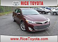2015 Toyota Avalon XLE Touring V6 Sedan Greensboro NC