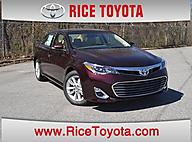 2015 Toyota Avalon XLE V6 Sedan Greensboro NC