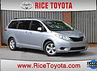 2012 Toyota Sienna 5DR 8-PASS VAN V6 LE FWD Greensboro NC