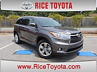 2014 Toyota Highlander 4DR FWD V6 LTD Greensboro NC