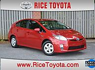 2011 Toyota Prius PKG.II LOW MILES Greensboro NC