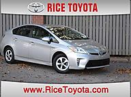 2012 Toyota Prius 5DR HB THREE Greensboro NC